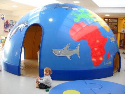 Retrouvez le reportage d'Europe 1 sur Cap Enfants