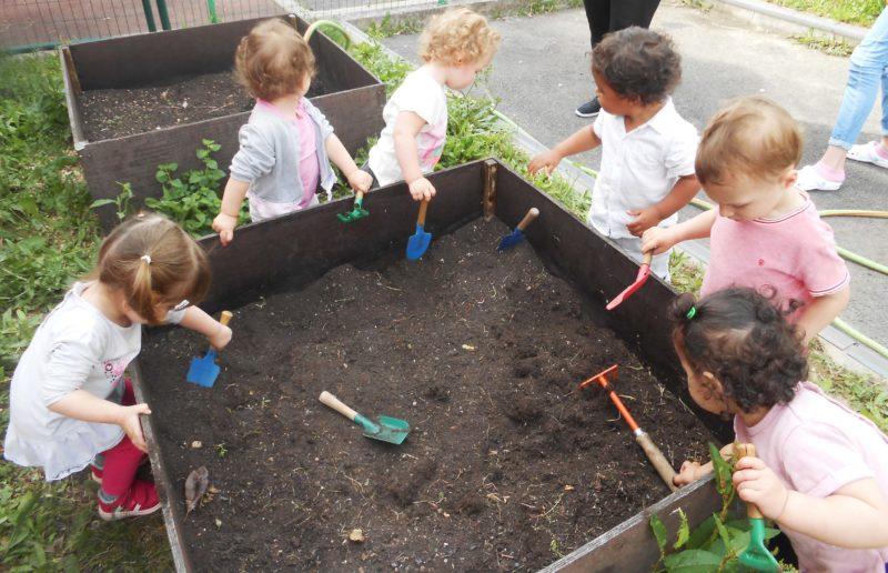 1 Cap Enfants Euclide Jardin