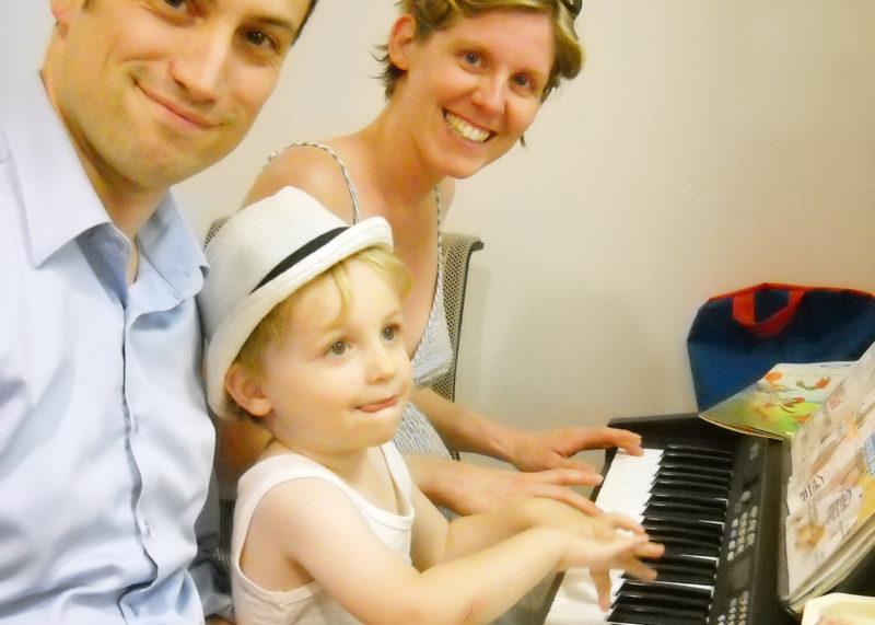 Cap Enfants Louvresses Piano Electrique