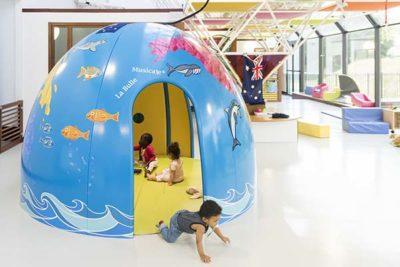 Cap Enfants Tunnel Parents 2