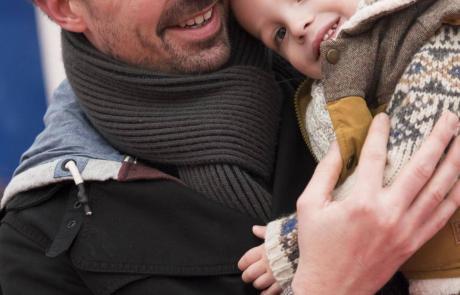 Cap Enfants Creche parent enfant