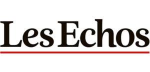 Cap Enfants logo les Echos
