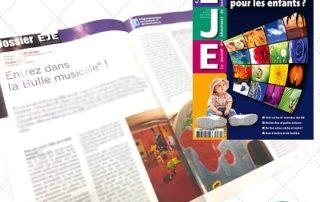 Cap Enfants Crèche article EJE Journal