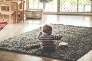 Cap Enfants jouets sonores 2