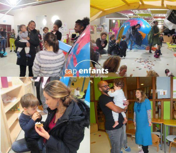 Cap Enfants Creche ouverture Monde 1