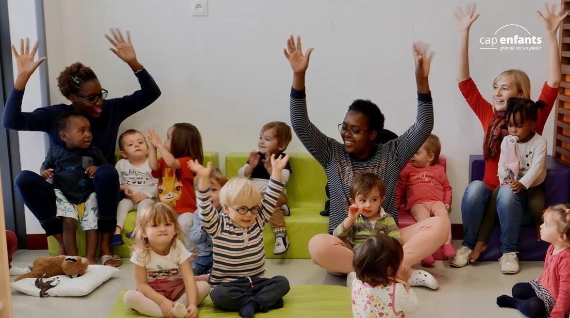 Cap Enfants Creche Massy Odyssee