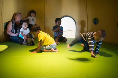 Creche Cap Enfants article melange multiage